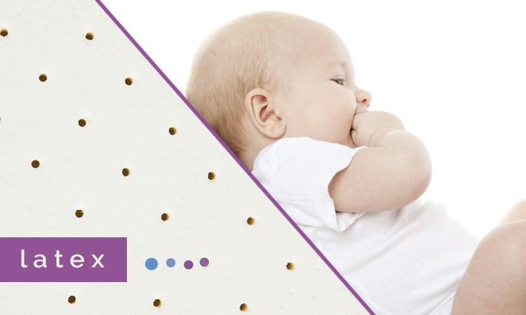 Materac lateksowy – naturalny czy syntetyczny? - Blog Baby's Zone - Gwarancja zdrowego snu Twojego dziecka