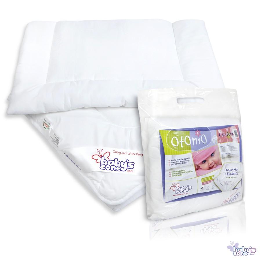 OTONIO - COMFORT kołderka z poduszką  dla dziecka 120 cm x 90 cm