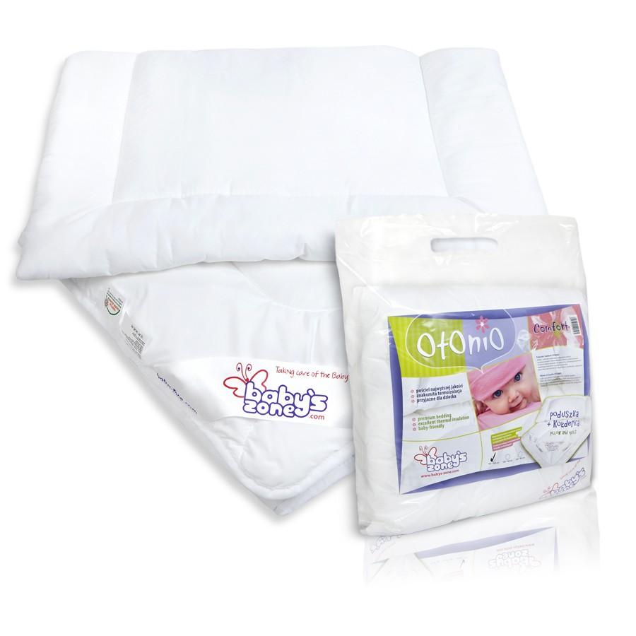 OTONIO - COMFORT kołderka z poduszką  dla dziecka 135cm x 100cm